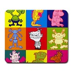 Monster - Mousepad - Large Mousepad