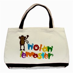 Nolan By Dominique   Basic Tote Bag (two Sides)   Nw2alrd0wlei   Www Artscow Com Back