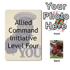 Ace Mud And Blood Cards Pt I By Adrian Jarvis   Playing Cards 54 Designs   U5vx47bsbbkc   Www Artscow Com Front - SpadeA