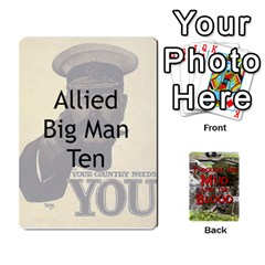 Jack Mud And Blood Cards Pt I By Adrian Jarvis   Playing Cards 54 Designs   U5vx47bsbbkc   Www Artscow Com Front - DiamondJ