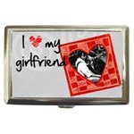 I love my girlfriend - Cigarette money case