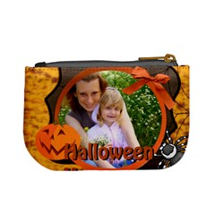 Halloween Bag By Joely   Mini Coin Purse   D26xu8c899ij   Www Artscow Com Back