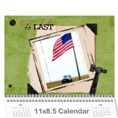 Paul Calendar By Lia Simcox   Wall Calendar 11  X 8 5  (18 Months)   Ufs4xcxmew8a   Www Artscow Com Cover