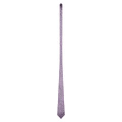 Art Noiveau Purple People Double Sided Tie By Catvinnat   Necktie (two Side)   Gaxsonxnvk2z   Www Artscow Com Back