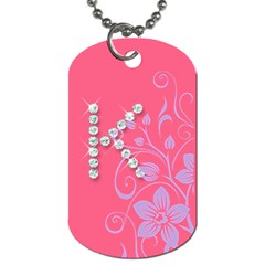 Katie Moore By Barb Smith   Dog Tag (two Sides)   Tux1tuey3j8c   Www Artscow Com Front