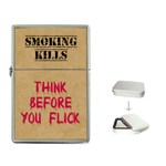 Smoking Kills - Flip Top Lighter