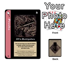 Rummy Jack The Ripper 1 By Jorge   Playing Cards 54 Designs   V0vqestpmj7o   Www Artscow Com Front - Diamond8