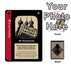 Rummy Jack The Ripper 1 By Jorge   Playing Cards 54 Designs   V0vqestpmj7o   Www Artscow Com Front - Spade6