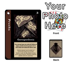 Rummy Jack The Ripper 1 By Jorge   Playing Cards 54 Designs   V0vqestpmj7o   Www Artscow Com Front - Club10