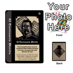 Ace Rummy Jack The Ripper 1 By Jorge   Playing Cards 54 Designs   V0vqestpmj7o   Www Artscow Com Front - ClubA