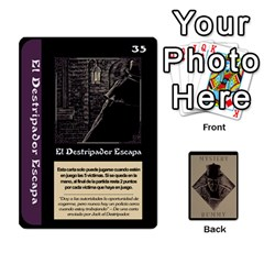 Rummy Jack The Ripper 1 By Jorge   Playing Cards 54 Designs   V0vqestpmj7o   Www Artscow Com Front - Joker2