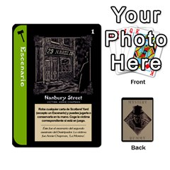Jack Rummy Jack The Ripper 1 By Jorge   Playing Cards 54 Designs   V0vqestpmj7o   Www Artscow Com Front - SpadeJ