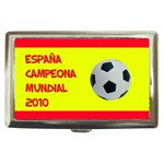 España campeona mundial - Cigarette money case