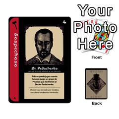 Rummy Jack The Ripper 2 (+extras) By Jorge   Playing Cards 54 Designs   2kk6aa15nyct   Www Artscow Com Front - Spade2