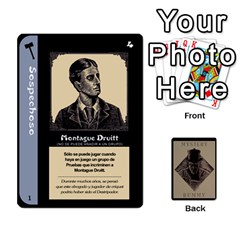 Rummy Jack The Ripper 2 (+extras) By Jorge   Playing Cards 54 Designs   2kk6aa15nyct   Www Artscow Com Front - Spade3
