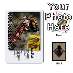 Queen Rummy Jack The Ripper 2 (+extras) By Jorge   Playing Cards 54 Designs   2kk6aa15nyct   Www Artscow Com Front - SpadeQ
