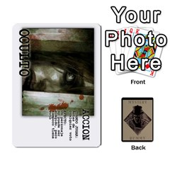 Rummy Jack The Ripper 2 (+extras) By Jorge   Playing Cards 54 Designs   2kk6aa15nyct   Www Artscow Com Front - Heart8