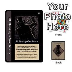 Rummy Jack The Ripper 2 (+extras) By Jorge   Playing Cards 54 Designs   2kk6aa15nyct   Www Artscow Com Front - Spade8