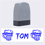 Beer  Tom - Rubber stamp - Name Stamp
