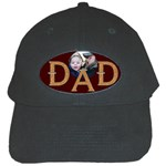 Dad Baseball Cap - Black Cap