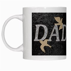Dad Mug By Lil    White Mug   Hynxwup3q1mv   Www Artscow Com Left