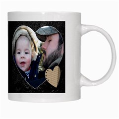 Dad Mug By Lil    White Mug   Hynxwup3q1mv   Www Artscow Com Right