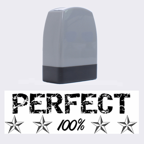 Perfect 100% Rubber Stamp By Lil    Name Stamp   3rzqz4yz31j6   Www Artscow Com 1.4 x0.5  Stamp