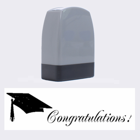 Congratulations! By Snackpackgu   Name Stamp   Y6ita2lvcrri   Www Artscow Com 1.4 x0.5  Stamp