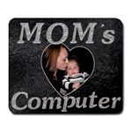 Mom s Computer  Mousepad - Large Mousepad