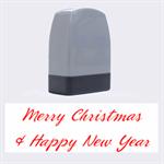 Merry Christmas - Name Stamp