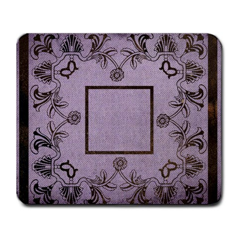 Classic Lavendar  Mousemat By Catvinnat   Large Mousepad   Gx4xyywaoxky   Www Artscow Com Front