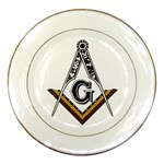 Traditional S&C No 5 Porcelain Plate