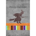Halloween Notebook - 5.5  x 8.5  Notebook
