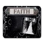 Faith Mousepad - Large Mousepad