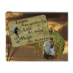 Hope for Tomorrow XL Cosmetic Bag - Cosmetic Bag (XL)