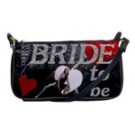 Bride To Be Shoulder Clutch - Shoulder Clutch Bag