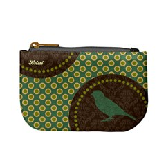 Bird Coin Purse By Klh   Mini Coin Purse   0eapbw59bc8q   Www Artscow Com Front