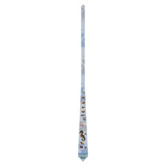 Tropical Tie By Lil    Necktie (two Side)   X1zqk46qh292   Www Artscow Com Front
