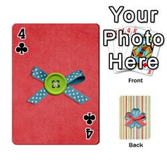 Frolicandplay Cards By Sheena   Playing Cards 54 Designs   902c7x9ntq3u   Www Artscow Com Front - Club4