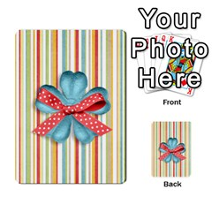 Frolicandplay Cards By Sheena   Playing Cards 54 Designs   902c7x9ntq3u   Www Artscow Com Back