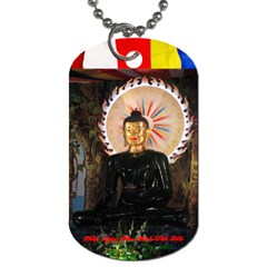 Jade Buddha   Final Format By Phungm   Dog Tag (two Sides)   Yretsqxj21wc   Www Artscow Com Front