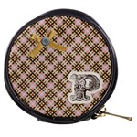 monogrammed bag P - Mini Makeup Bag