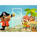 Pirate Pete  7 x 5 photocards - 5  x 7  Photo Cards