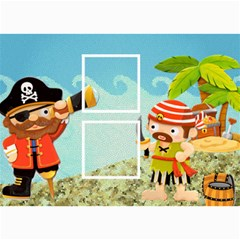 Pirate Pete  7 X 5 Photocards By Catvinnat   5  X 7  Photo Cards   Pzodadqj2xn3   Www Artscow Com 7 x5 Photo Card - 7