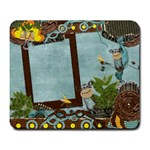 Monkey Business Mousepad - Large Mousepad