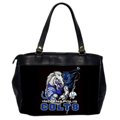 Colts Purse By Dominique   Oversize Office Handbag (2 Sides)   Ccwqcypnve5t   Www Artscow Com Back