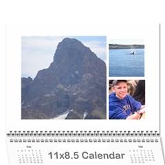Mt Rainier By Steve   Wall Calendar 11  X 8 5  (12 Months)   G8ax03ymy9h5   Www Artscow Com Cover