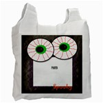 Halloween 1 photo bag - Recycle Bag (One Side)