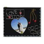 Love Story XL Cosmetic Bag - Cosmetic Bag (XL)