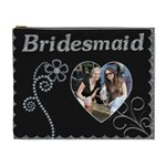 Bridesmaid XL Cosmtic Bag - Cosmetic Bag (XL)